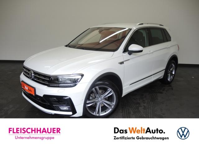 Volkswagen Tiguan Highline 1.5 TSI EU6d-T R-Line, Jahr 2020, Benzin