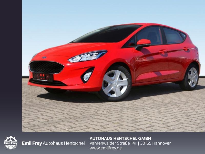 Ford Fiesta 1.0 EcoBoost S&S COOL&CONNECT 70 kW, 5-türig, Jahr 2020, Benzin
