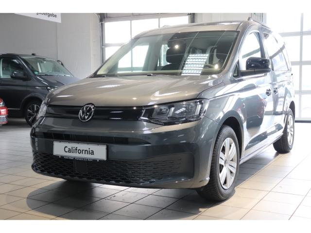 Volkswagen Caddy California 1.5 TSI EU6d Panorama PDCv+h Multif.Lenkrad RDC Alarm Klimaautom SHZ, Jahr 2021, Benzin