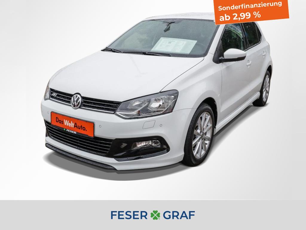 Volkswagen Polo HIGHLINE/R-LINE 1.2 TSI 7-DSG NAVI TELEFON, Jahr 2017, Benzin