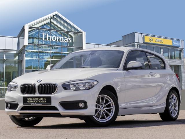 BMW 116 d Advantage Navi Keyless LED-hinten LED-Tagfahrlicht Multif.Lenkrad RDC Klimaautom, Jahr 2016, Diesel