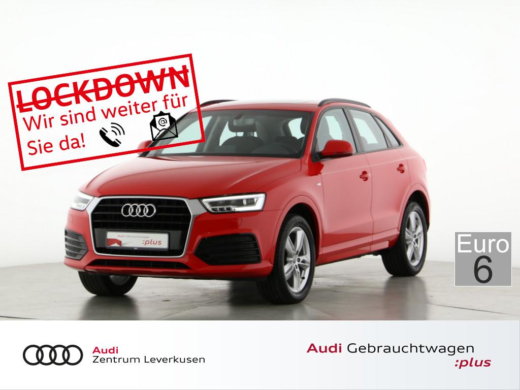 Audi Q3 1.4 TFSI, Jahr 2016, Benzin