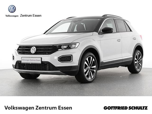 Volkswagen T-Roc United 2 0 TDI DSG LED Navi RK SHZ, Jahr 2020, Diesel
