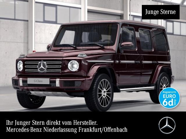 Mercedes-Benz G 350 d AMG WideScreen Multibeam Distr. COMAND SHD, Jahr 2019, Diesel