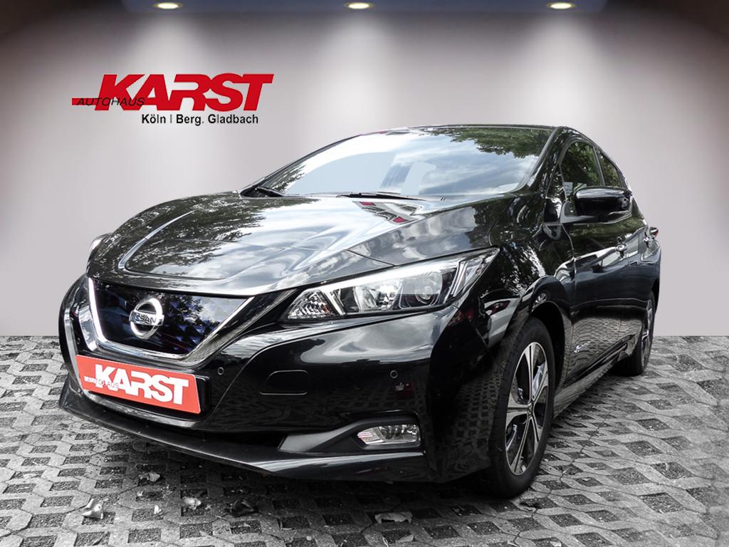 Nissan LEAF 40kW N-CONNECTA Winter-Paket, Jahr 2020, Elektro