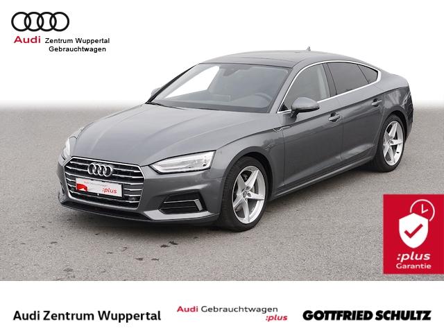 Audi A5 SB 2.0TDI PANO R-KAM STDHZG. VIRTUAL CONNECT SELECT KEYLESS XENON NAV SHZ PDC VO HI BT 18ZO Sport, Jahr 2018, Diesel