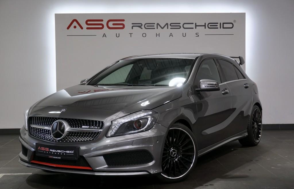 Mercedes-Benz A 250 7 G Tr. SportA45 AMG Optik *Comand *19'', Jahr 2013, Benzin