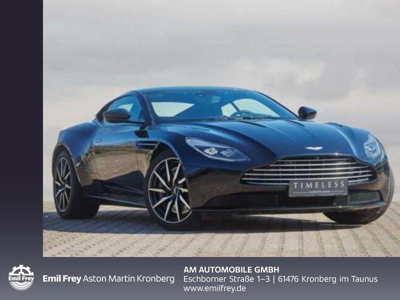 Aston Martin DB11 V12 Coupe, Jahr 2017, Benzin