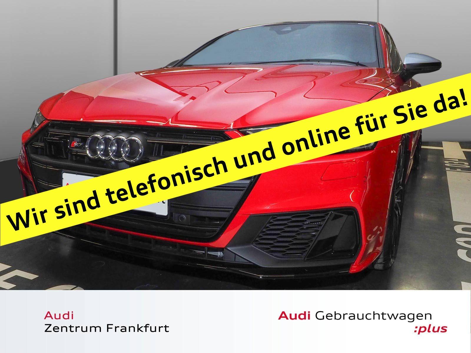 Audi S7 Sportback TDI quattro tiptronic HD Matrix-LED Navi Standheizung, Jahr 2019, Diesel