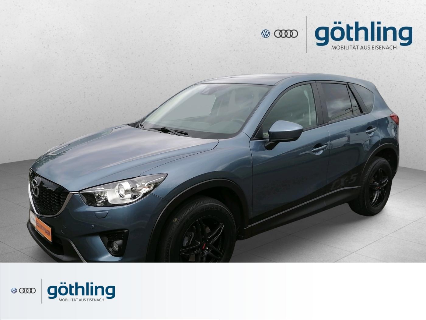 Mazda CX-5 Sendo 2.0 SKYACTIV-G Bi-Xenon*BOSE*Freispre, Jahr 2015, Benzin