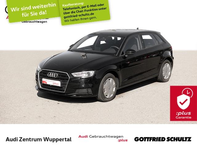 Audi A3 SB 1.5TFSI 6-Gang CONNECT XEN NAV SHZ PDC VO HI, Jahr 2018, Benzin