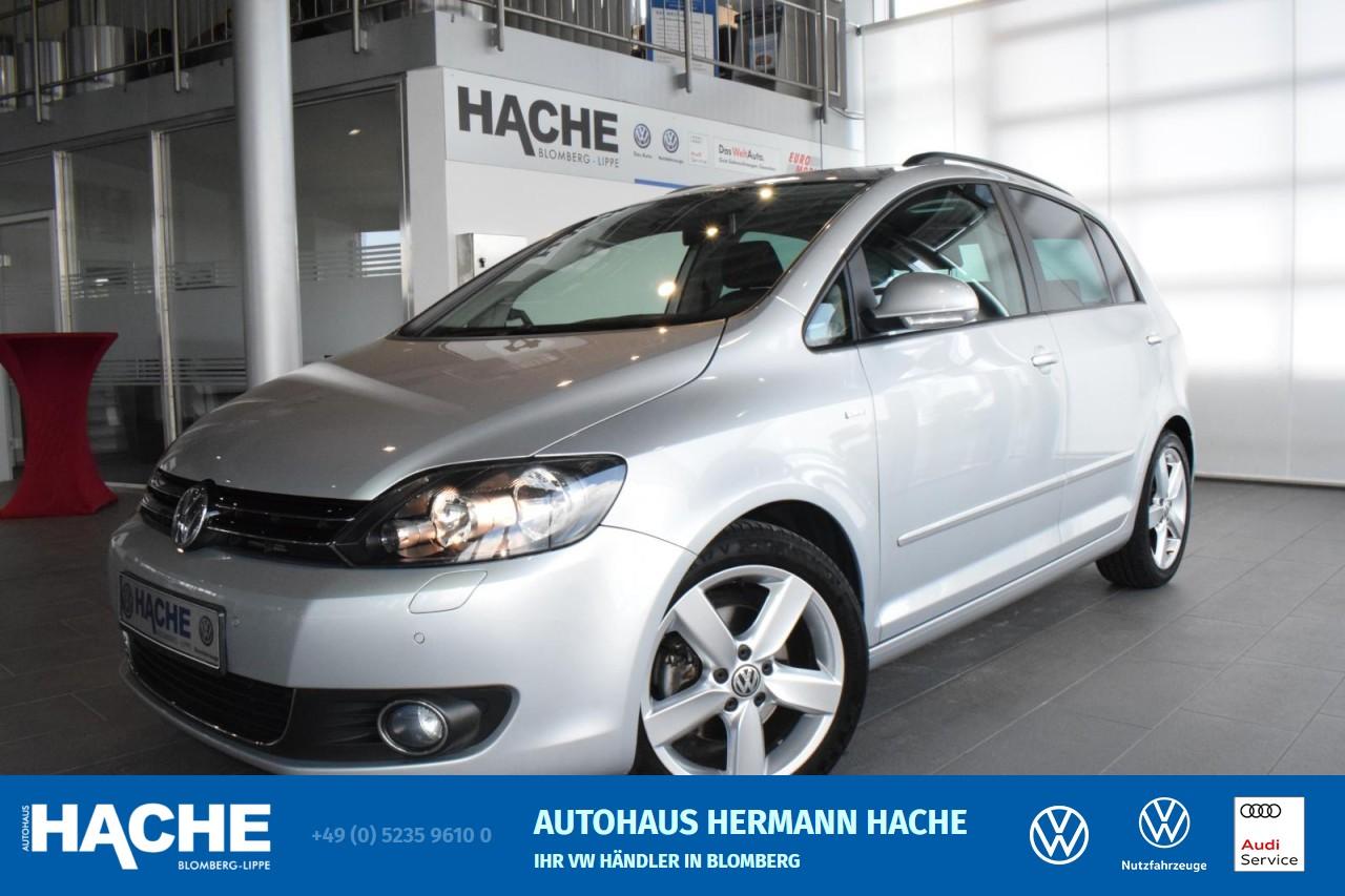 Volkswagen Golf Plus Life 1.4 TSI STANDHZ PDC SHZ Klima, Jahr 2013, Benzin
