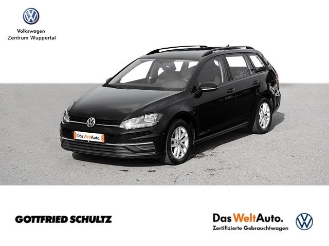 Volkswagen Golf Var. 2 0 TDI DSG NAVI AHK SHZ PDC LM ZV, Jahr 2018, Diesel
