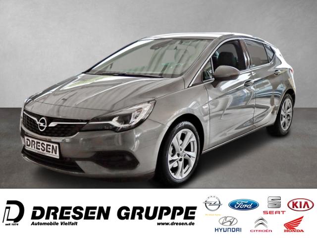 Opel Astra K Business Elegance 1.2 Turbo MATRIX-LICHT/NAVI/PDC v+h/SHZ/LHZ, Jahr 2021, Benzin