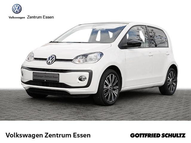 Volkswagen up! IQ DRIVE 1,0 KLIMA DAB WINTERPAKET CONNECT ALU16, Jahr 2019, Benzin