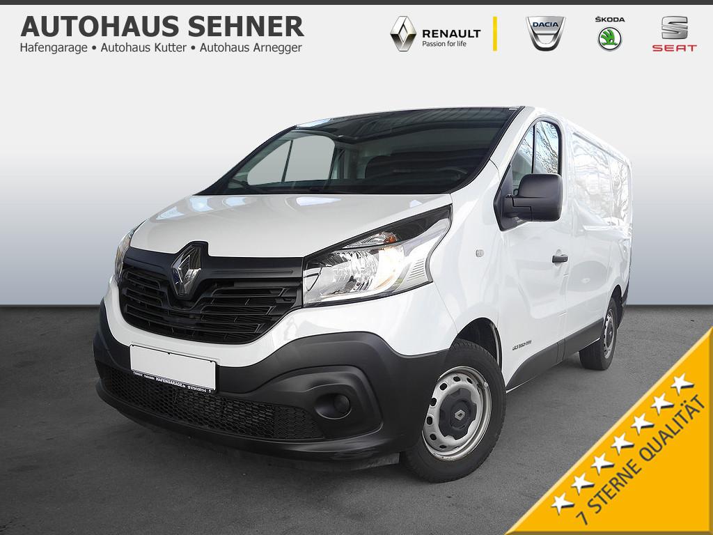 Renault Trafic Komfort L1H1 ENERGY dCi 145, Jahr 2016, Diesel