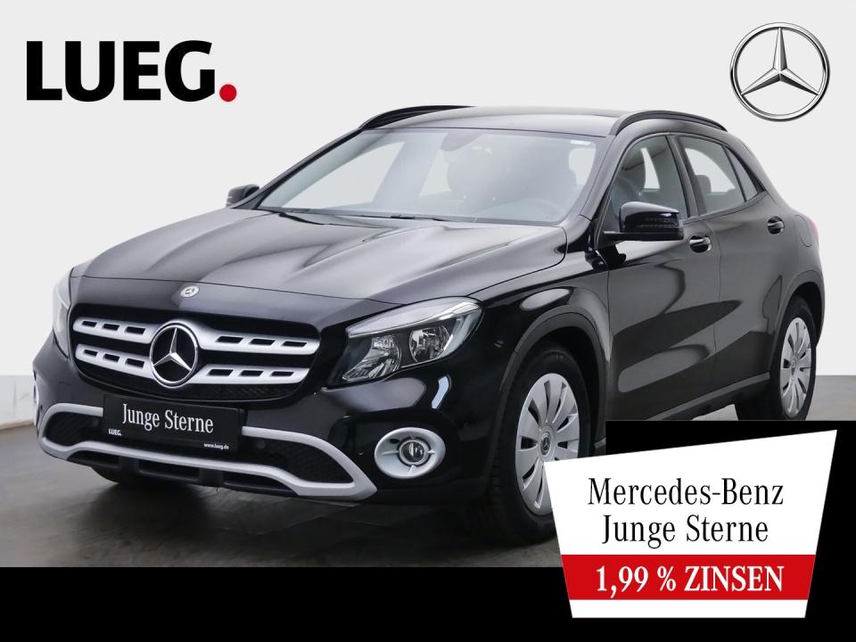 Mercedes-Benz GLA 220 d Navigation+Klima+17''+SHZ+ParkAssisten, Jahr 2018, Diesel