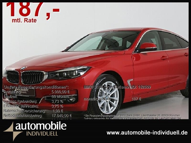 BMW 318 Gran Turismo finanzieren