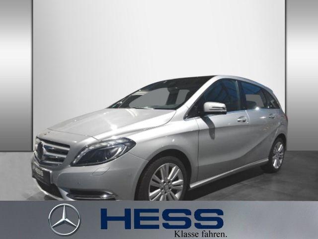 Mercedes-Benz B 200 CDI BE Sports Tourer Pano.-Dach+AHK+Kamera, Jahr 2013, Diesel