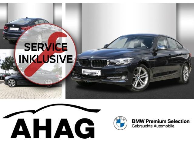 BMW 320 Gran Turismo GT Sport Line Innovationsp. Aut., Jahr 2020, Diesel
