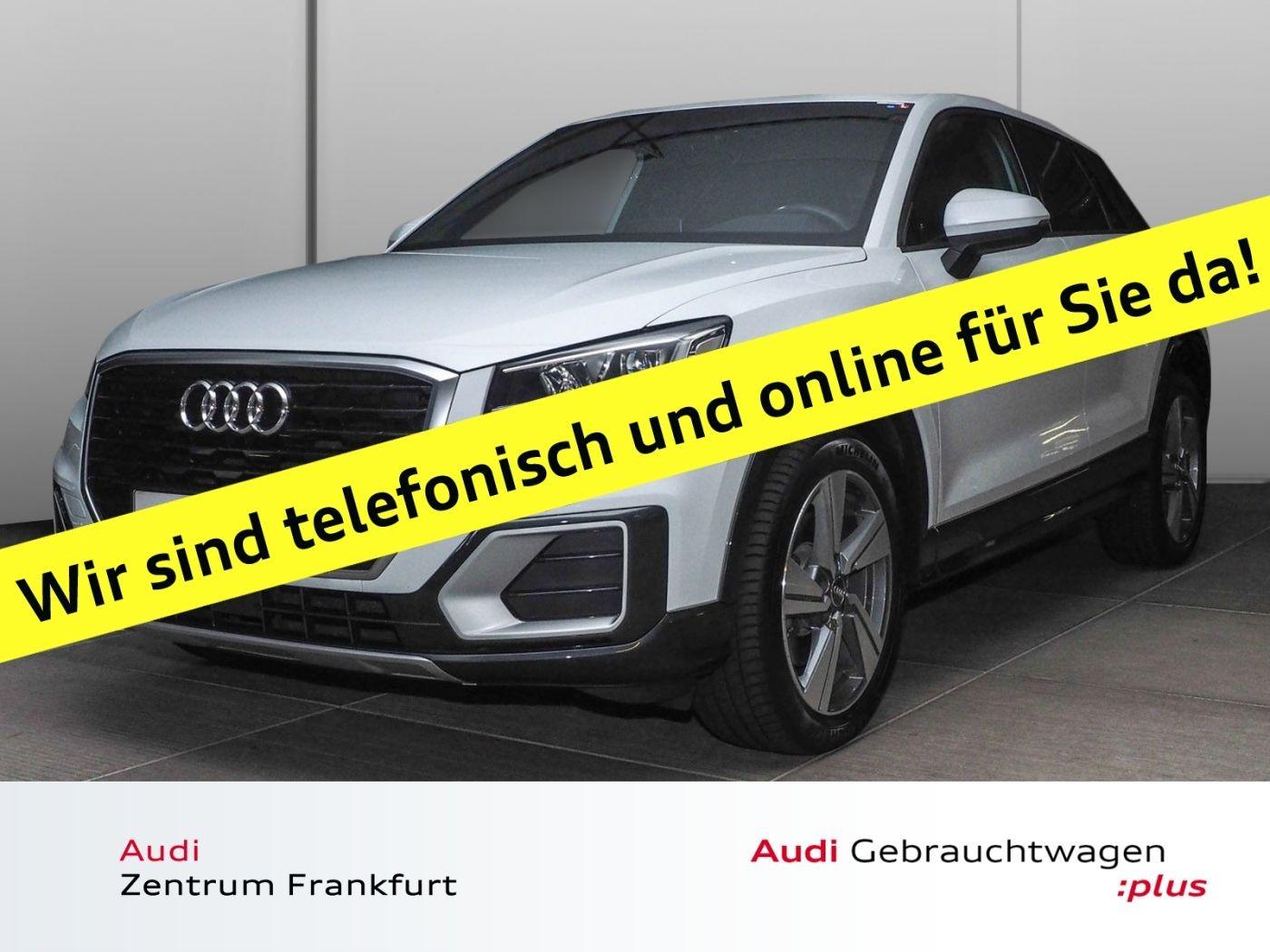 Audi Q2 1.0 TFSI ultra S tronic S line LED Navi Tempomat, Jahr 2017, Benzin