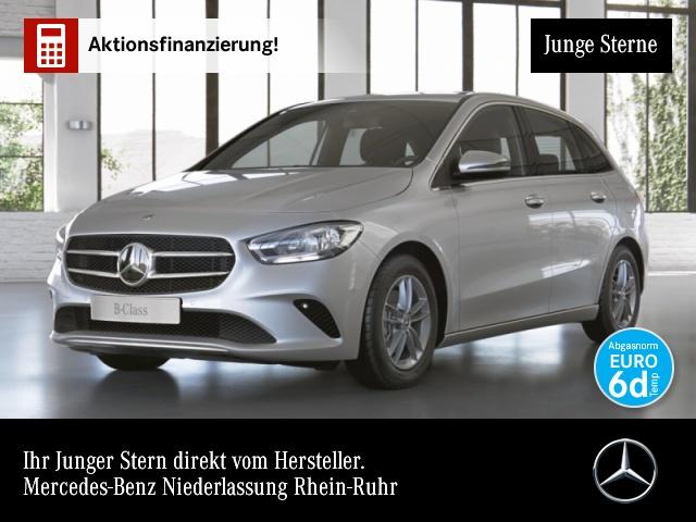 Mercedes-Benz B 180 Navi Premium Laderaump Spurhalt-Ass PTS Temp, Jahr 2019, Benzin