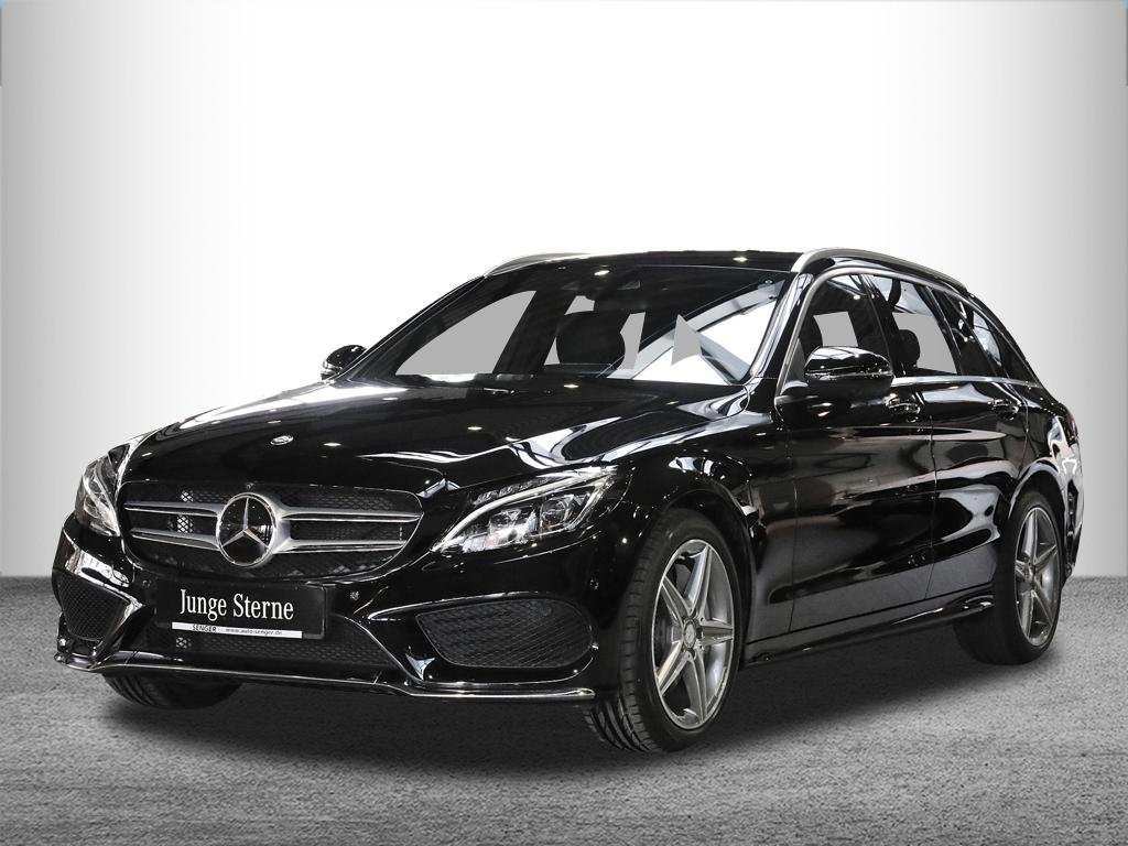 Mercedes-Benz C 400 T 4M*AMG*Distronic*Comand*360°*LED*Spur*, Jahr 2016, Benzin