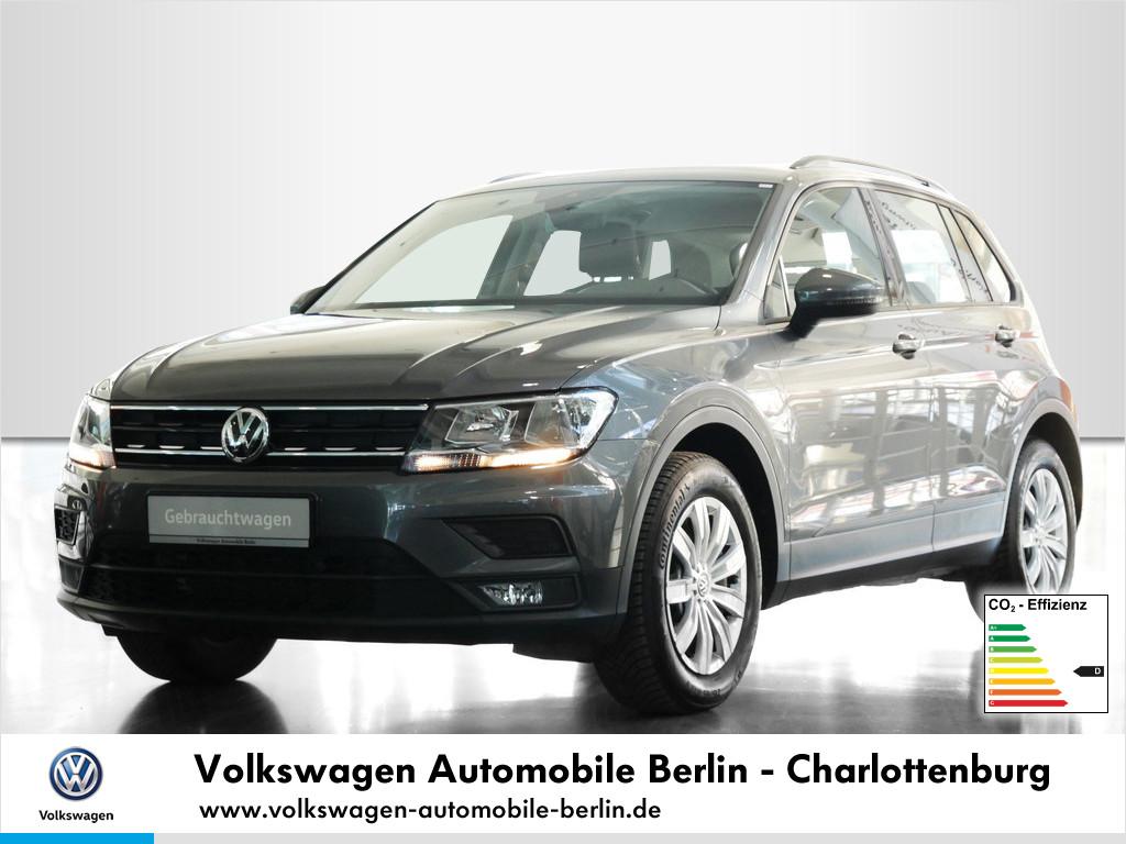 Volkswagen Tiguan 1.5 TSI Trendline BMT, Jahr 2019, Benzin