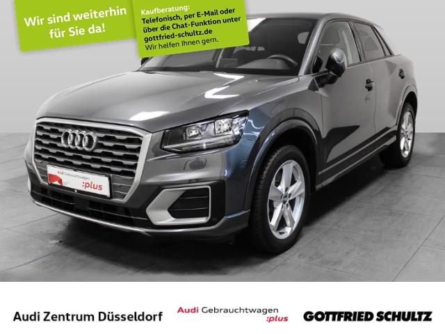Audi Q2 sport 1.6 TDI S-tronic 85(116) KW(PS) Sport, Jahr 2017, Diesel