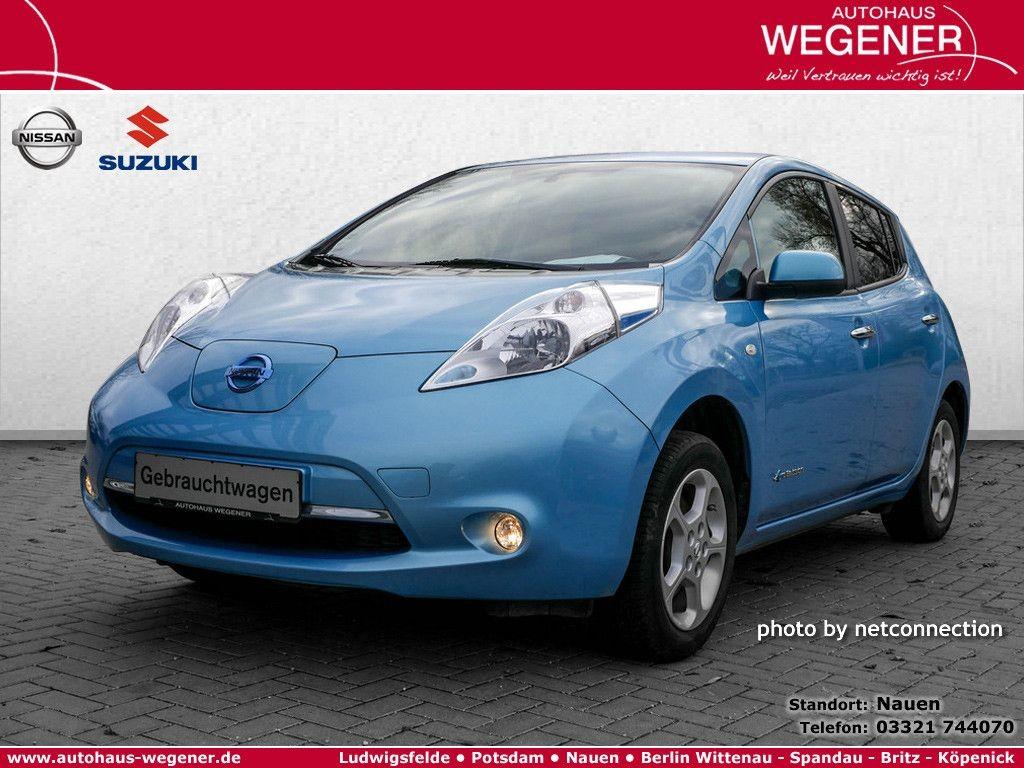 Nissan Leaf Visia Plus FSE USB KLIMA NAVI 3,99% EFF*, Jahr 2015, Elektro
