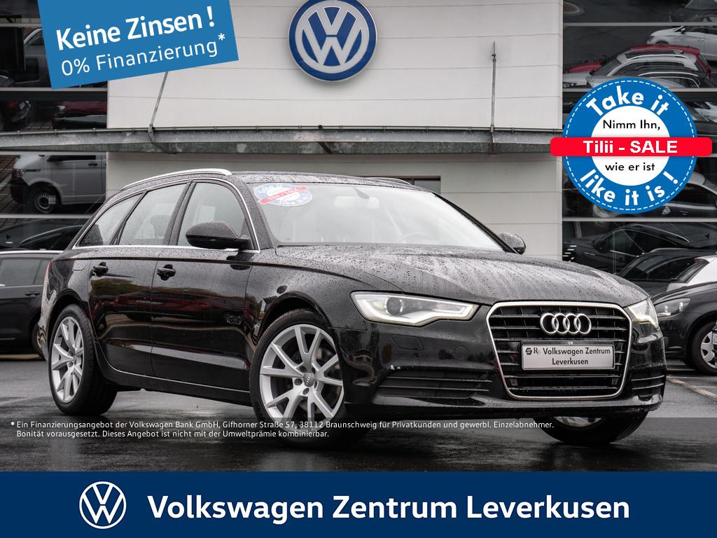 Audi A6, Jahr 2013, diesel
