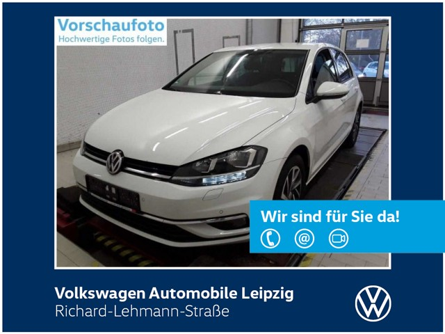 """Volkswagen Golf VII """"Sound"""" 1.6 TDI BMT *Navi*ACC*SHZ*, Jahr 2017, diesel"""