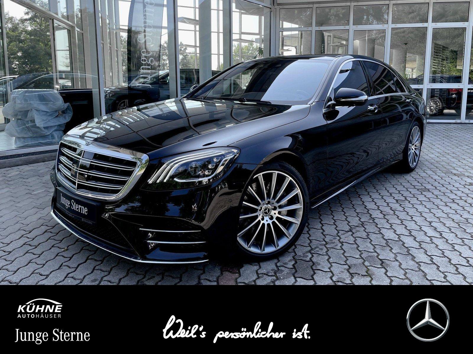 Mercedes-Benz S 400 finanzieren