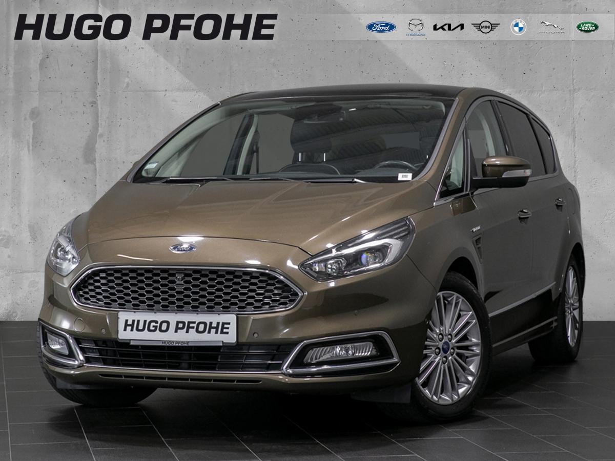 Ford S-MAX Vignale 2.0 EcoBoost Aut. 240PS, Jahr 2017, Benzin
