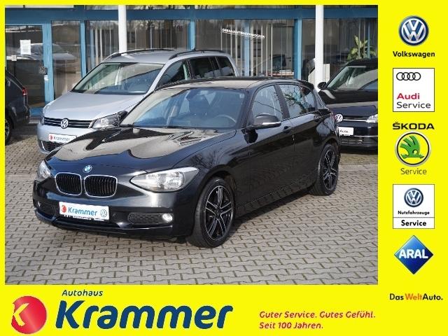 BMW 118d xDrive, Jahr 2014, Diesel