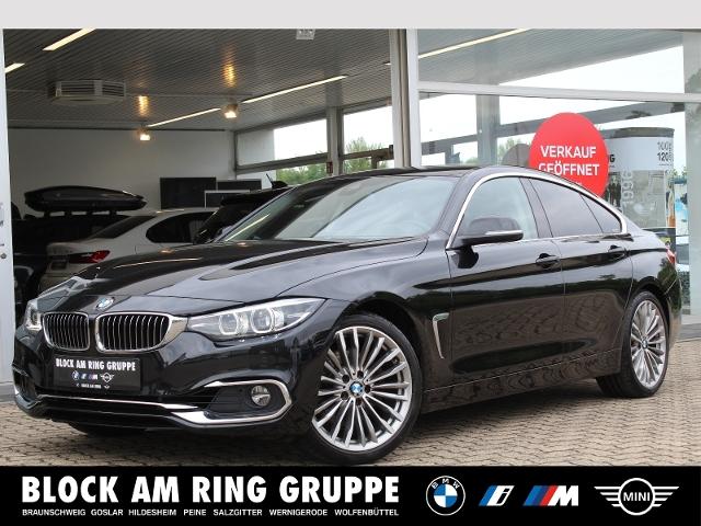 BMW 430i Gran Coupé RFK Navi Prof. HUD HiFi PDC DA, Jahr 2018, Benzin