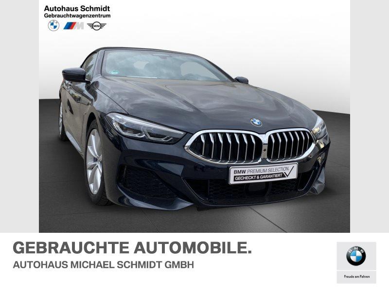 BMW 840d xDrive M SPORTPAKET+DAB+SITZBELÜFTUNG+ LED, Jahr 2019, Diesel