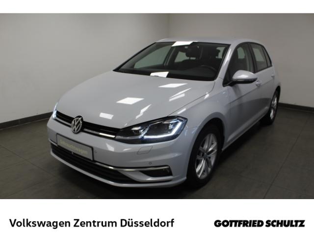 Volkswagen Golf Comfortline 2.0 TDI 4Motion *LED*Navi*SHZ*Alu*PDC*, Jahr 2018, Diesel