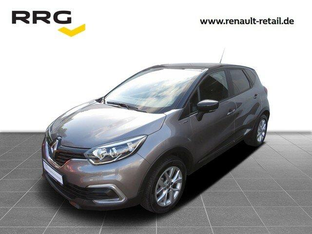Renault Captur TCe 90 Limited Deluxe Navi, Jahr 2019, Benzin