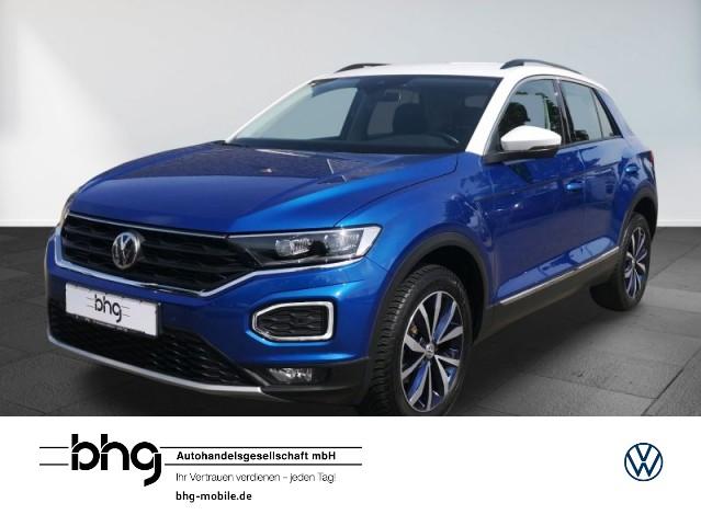 Volkswagen T-Roc Style 1.6 l TDI SCR AHK LED Navi AssistPaket BlindSpot ACC Kamera, Jahr 2019, Diesel