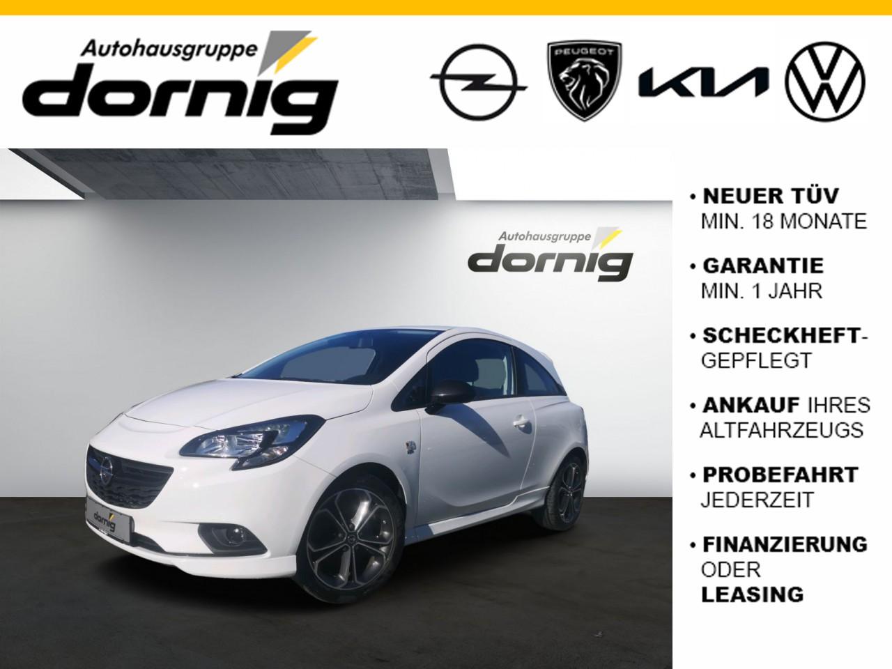 Opel Corsa E Sitzheizung, EPH, Jahr 2018, Benzin