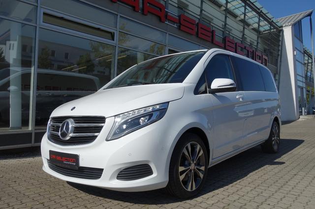 Mercedes-Benz V 220 CDI Kompakt Score Sport E6/KAMERA/ILS/ACC, Jahr 2016, Diesel