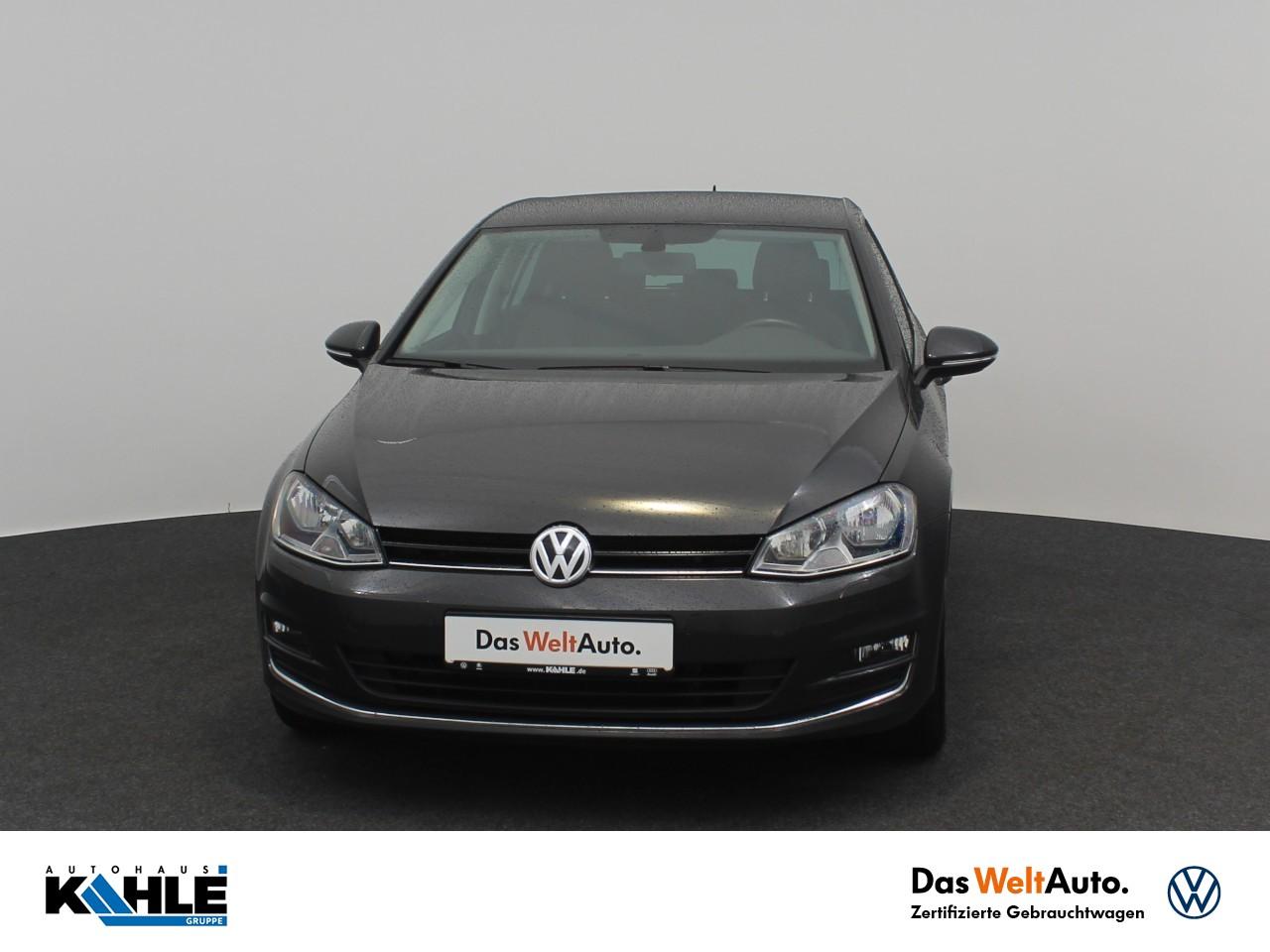 Volkswagen Golf VII 1.2 TSI BMT Highline Navi Klima Sitzheizung PDC, Jahr 2016, Benzin