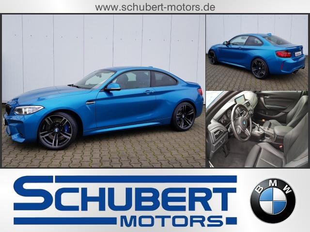 """BMW M2 Coupé 19"""" M-LMR / Navi Prof. / Xenon, Jahr 2016, petrol"""