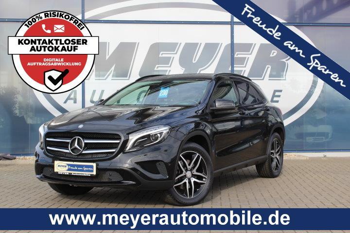 Mercedes-Benz GLA 250 4Matic AMG-Line Bi-Xenon/Navi/AHK/Kamera, Jahr 2015, Benzin