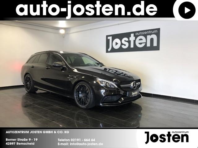 Mercedes-Benz C 63 AMG PANO Perf.Sitze Burmester MB-100 07/22, Jahr 2017, Benzin