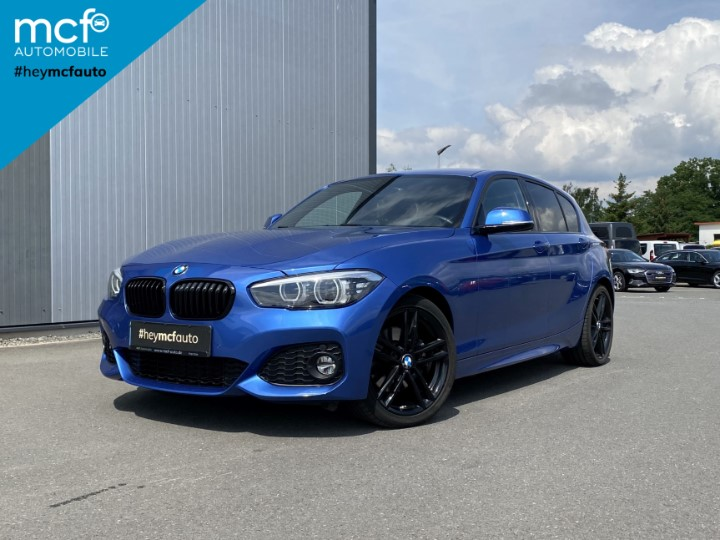BMW 125i Edition M Sport Shadow line *LED*18Zoll*, Jahr 2019, Benzin