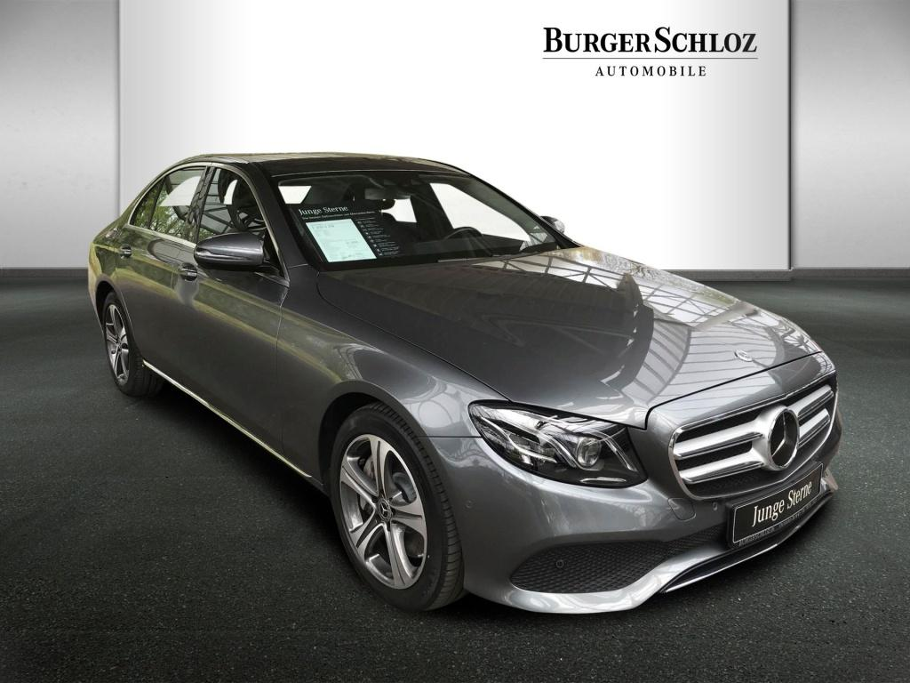 Mercedes-Benz E 400 d 4MATIC Limousine Avantgarde/Comand, Jahr 2018, Diesel