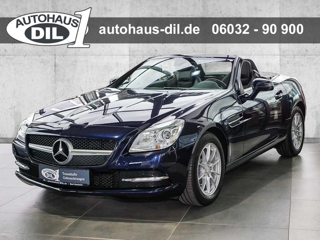 Mercedes-Benz SLK 200 (BlueEFF) 7G-TRONIC *Navi*Airscarf*, Jahr 2012, Benzin