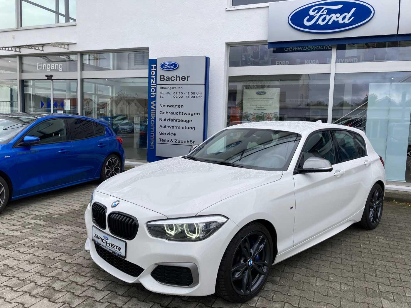 BMW M140i M140i Special Edition, Jahr 2018, Benzin